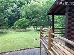 Photo of 133 Woods On The New River Road, Lansing, NC 28643 (MLS # 215848)