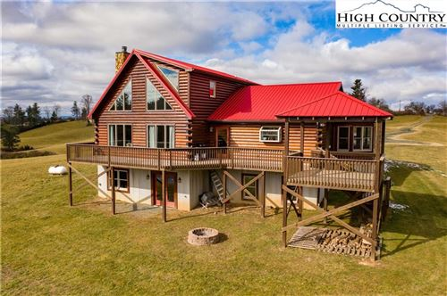 Photo of 498 Saddle View Road, Ennice, NC 28623 (MLS # 227850)