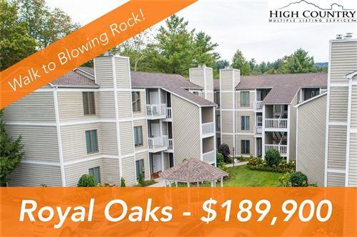 Photo of 148 Royal Oaks Drive #212, Blowing Rock, NC 28605 (MLS # 224865)