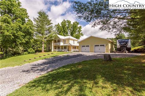 Photo of 442 Georgina Way, Piney Creek, NC 28663 (MLS # 231869)