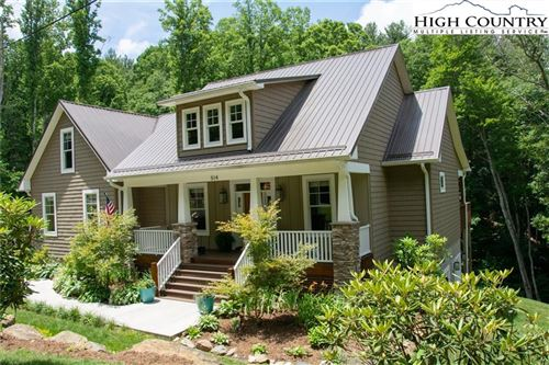 Photo of 514 Rustic Road, West Jefferson, NC 28694 (MLS # 222873)