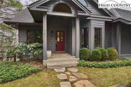Photo of 447 Wonderland Trail #1, Blowing Rock, NC 28605 (MLS # 228929)
