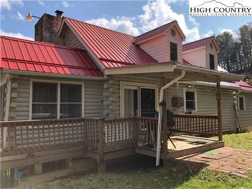 Photo of 283 Deer Ridge Road, Crumpler, NC 28617 (MLS # 226936)