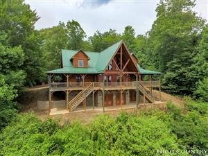 Photo of 121 Fraser Creek Road, Grassy Creek, NC 28631 (MLS # 202937)