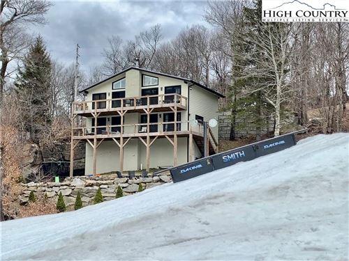 Photo of 109 Wedling Weg, Beech Mountain, NC 28604 (MLS # 228938)