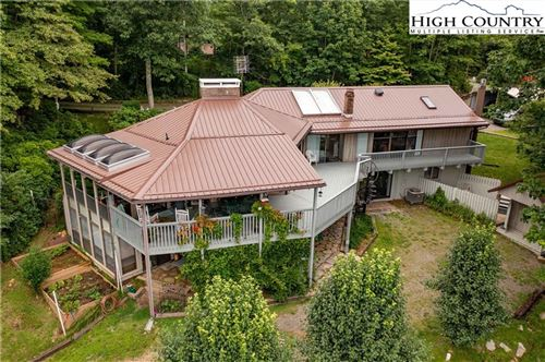 Photo of 948 Mountain Lake Road, Glade Valley, NC 28627 (MLS # 231962)