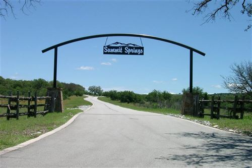 Photo of Lot 79 Bosque Trail, Marble Falls, TX 78654-0000 (MLS # 156806)