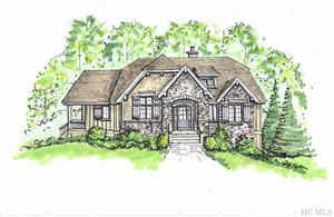Photo of Lot 3 Springview Lane, Highlands, NC 28741 (MLS # 89806)