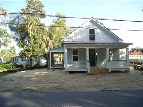 Photo of 635 Old Shell Road, Port Royal, SC 29935 (MLS # 408021)