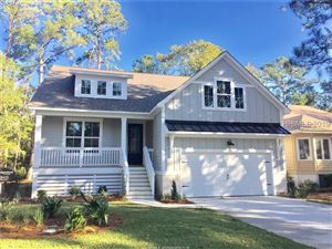 Photo of 46 Wax Myrtle COURT, Hilton Head Island, SC 29926 (MLS # 394023)