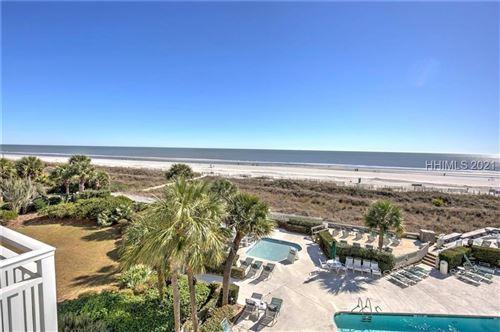 Photo of 10 N Forest Beach Drive #3302, Hilton Head Island, SC 29928 (MLS # 416038)