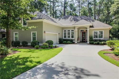 Photo of 14 Stonegate Drive, Hilton Head Island, SC 29926 (MLS # 406059)
