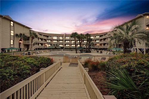 Photo of 4 N Forest Beach Drive #303, Hilton Head Island, SC 29928 (MLS # 420094)