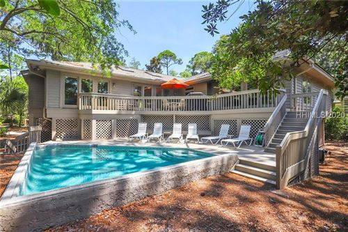 Photo of 7 Green Wing Teal Road, Hilton Head Island, SC 29928 (MLS # 403095)