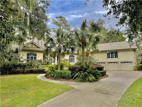 Photo of 2 Trimblestone Lane, Hilton Head Island, SC 29928 (MLS # 410098)