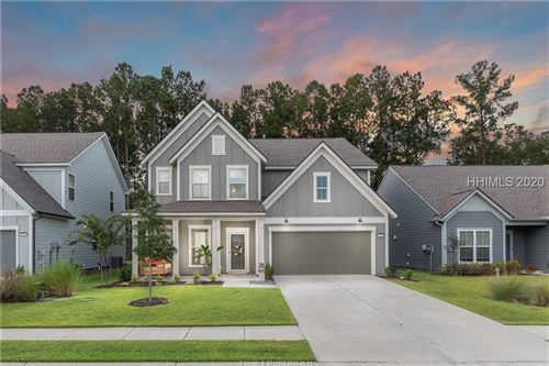 Photo of 141 Rudder Run, Bluffton, SC 29910 (MLS # 408103)