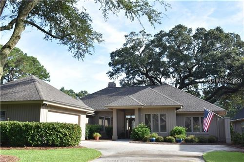 Photo of 10 Country Club Court, Hilton Head Island, SC 29926 (MLS # 408104)