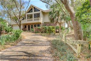 Photo of 3 Falcatta ROAD, Hilton Head Island, SC 29928 (MLS # 392125)