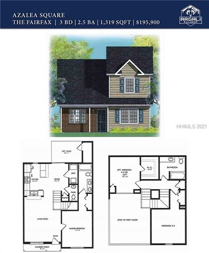 Photo of 260 Admiration Ave, Beaufort, SC 29906 (MLS # 420137)