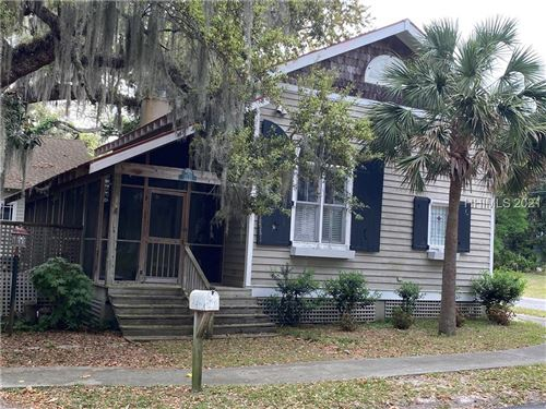 Photo of 1111 Madrid Ave, Port Royal, SC 29935 (MLS # 414154)