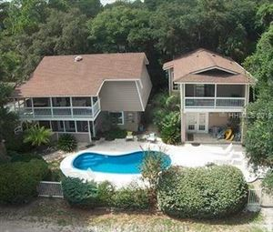 Photo of 7 E Cassina LANE, Hilton Head Island, SC 29928 (MLS # 398168)