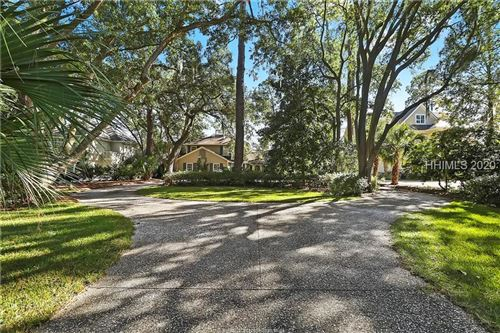 Photo of 64 N Calibogue Cay Road, Hilton Head Island, SC 29928 (MLS # 410176)