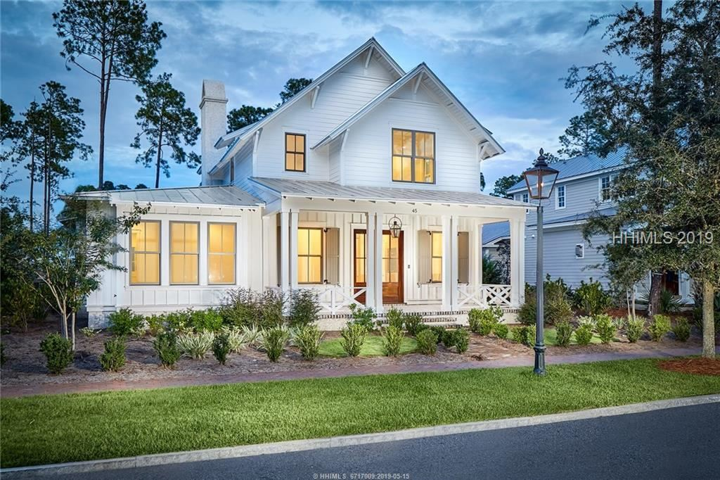 Photo for 45 Red Knot ROAD, Bluffton, SC 29910 (MLS # 387181)