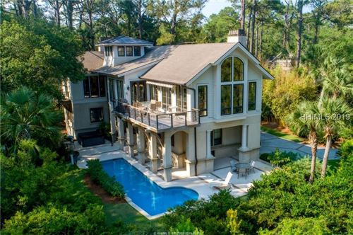 Photo of 20 Snowy Egret ROAD, Hilton Head Island, SC 29928 (MLS # 394182)
