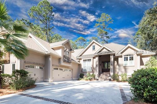 Photo of 23 Long Brow Road, Hilton Head Island, SC 29928 (MLS # 408182)