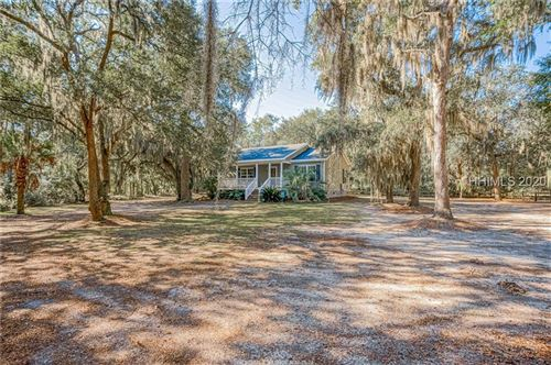 Photo of 9444 Lands End Lane, Saint Helena Island, SC 29920 (MLS # 410201)