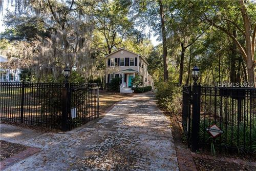 Photo of 21 Meridian Road, Beaufort, SC 29907 (MLS # 410213)