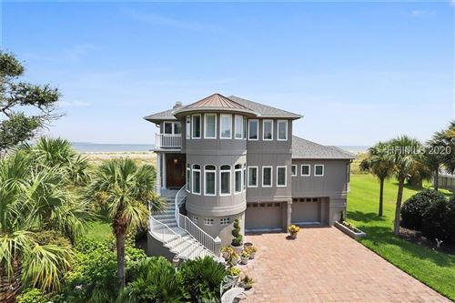 Photo of 34 Ocean Point S, Hilton Head Island, SC 29928 (MLS # 396218)