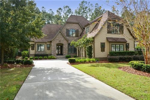 Photo of 313 Hampton Lake Dr Drive, Bluffton, SC 29910 (MLS # 410229)