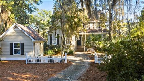 Photo of 10 Clubhouse Ct, Daufuskie Island, SC 29915 (MLS # 410230)