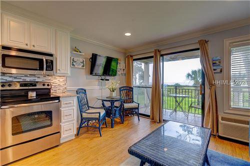 Photo of 23 S Forest Beach #121, Hilton Head Island, SC 29928 (MLS # 416233)