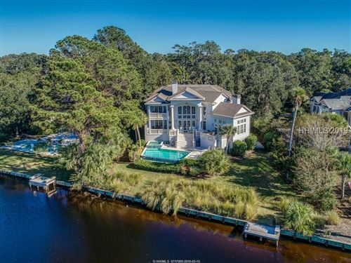 Photo of 9 Promontory COURT, Hilton Head Island, SC 29928 (MLS # 370234)