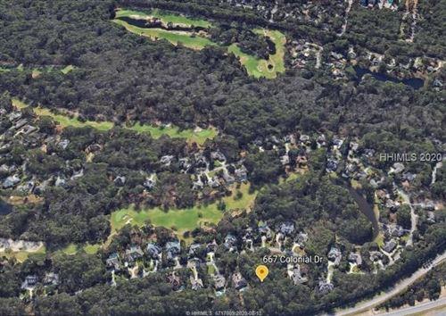 Tiny photo for 667 Colonial DRIVE, Hilton Head Island, SC 29926 (MLS # 386236)