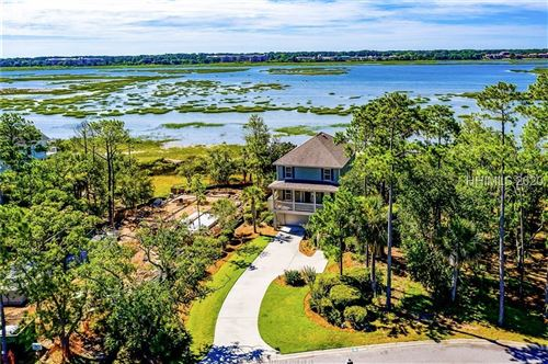 Photo of 86 Crosswinds Drive, Hilton Head Island, SC 29926 (MLS # 399238)