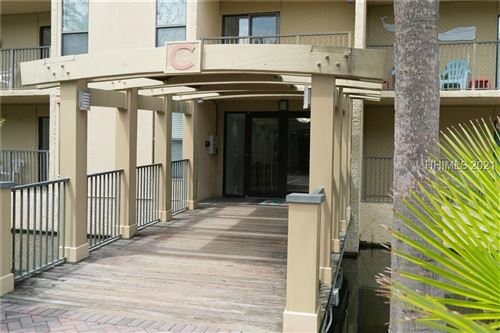 Photo of 34 S Forest Beach Drive #8C, Hilton Head Island, SC 29928 (MLS # 418260)
