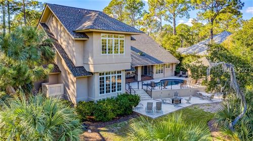 Photo of 32 Gull Point Road, Hilton Head Island, SC 29928 (MLS # 410261)