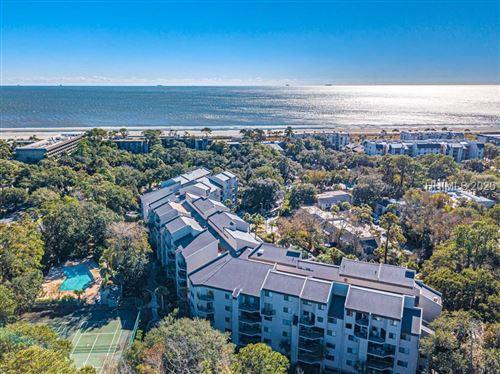 Photo of 10 S Forest Beach Drive, Hilton Head Island, SC 29928 (MLS # 408279)
