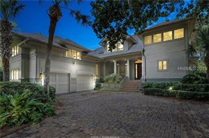 Photo of 8 W Beach Lagoon ROAD, Hilton Head Island, SC 29928 (MLS # 374298)