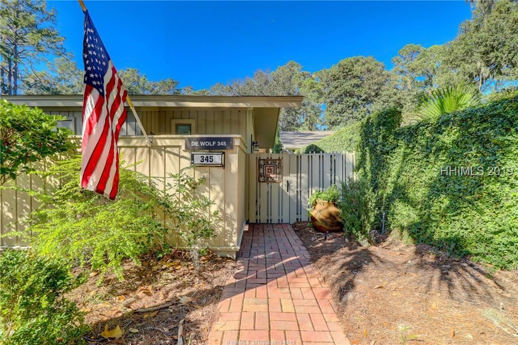 Photo for 230 Greenwood DRIVE, Hilton Head Island, SC 29928 (MLS # 387312)