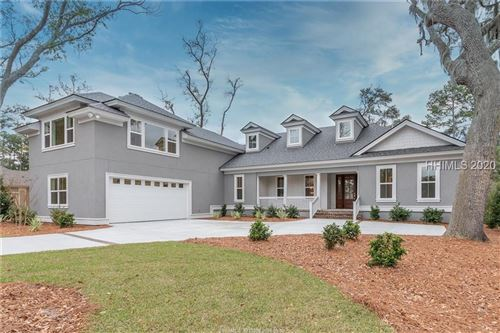 Photo of 6 Mead Lane, Hilton Head Island, SC 29926 (MLS # 393342)