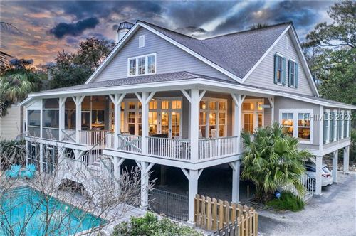 Photo of 22 Carters Manor, Hilton Head Island, SC 29928 (MLS # 401344)