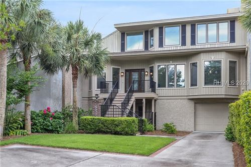 Photo of 17 Oyster Landing Lane, Hilton Head Island, SC 29928 (MLS # 404360)
