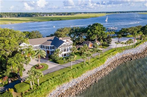Photo of 82 Brams Point Rd, Hilton Head Island, SC 29926 (MLS # 387374)