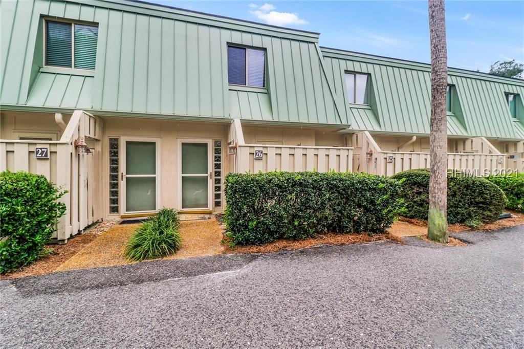32 S Forest Beach Drive #26, Hilton Head Island, SC 29928 - MLS#: 417401