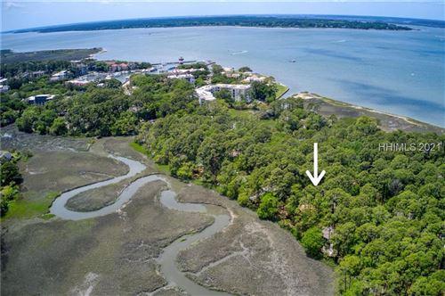Photo of 2041 Deer Island Road, Hilton Head Island, SC 29928 (MLS # 414435)