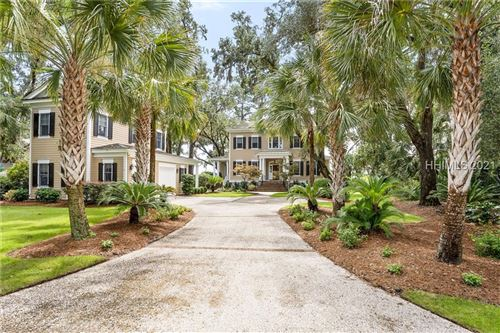 Photo of 4 Claires Point Road, Beaufort, SC 29907 (MLS # 418441)